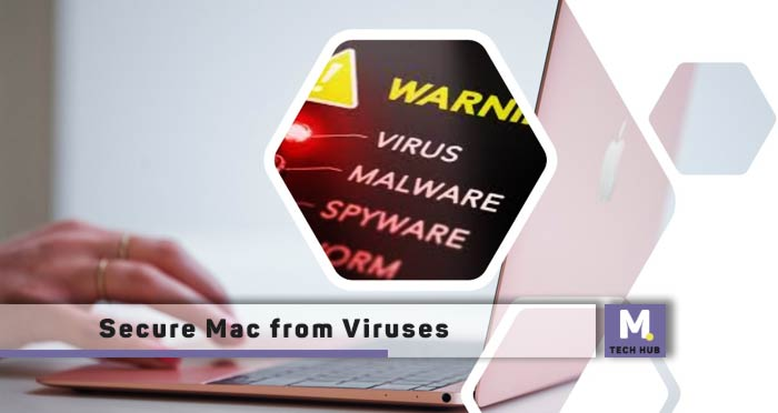 Secure Mac from Viruses